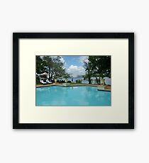 Royal Livingstone Hotel Framed Print