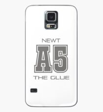 Subject A5 - The Glue Case/Skin for Samsung Galaxy