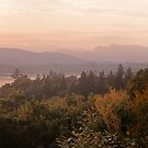 Sunset Fells by mikebov