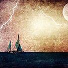 traveler of the dream by Morpho  Pyrrou