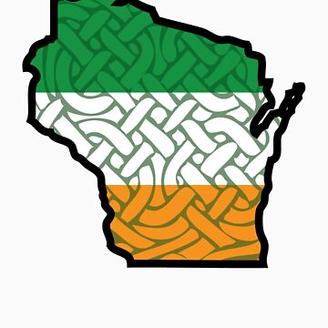 Irish Wisco by SheaClothing