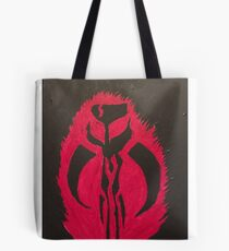 Warriors of Mandalor Tote Bag