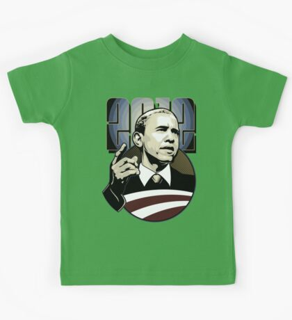 OBAMA 2012  Kids Clothes
