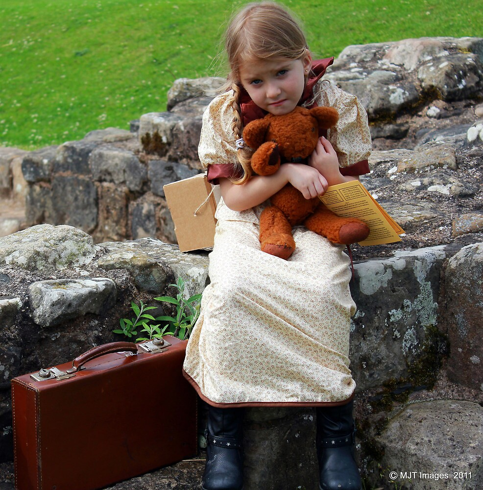 The Evacuee by Mike Topley