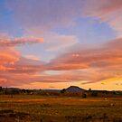 Deloraine Sunset by Madeleine  Biancon