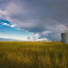 Silo Connection by IanMcGregor