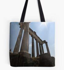 Temple of Saturn  Tote Bag