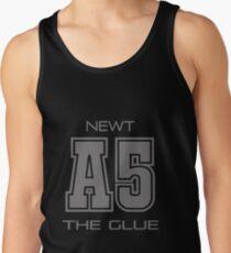 Camiseta de tirantes Asunto A5 - El pegamento