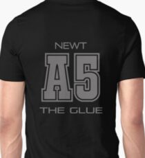 Subject A5 - The Glue Unisex T-Shirt