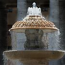 Fountain - St Peter's Square by Samantha Higgs