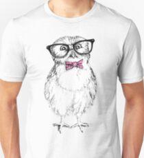 Nerdy Owlet Unisex T-Shirt