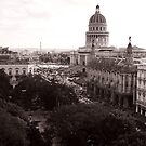 Overlooking Havana by Stephen Colquitt