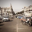 The main drag, Havana by Stephen Colquitt
