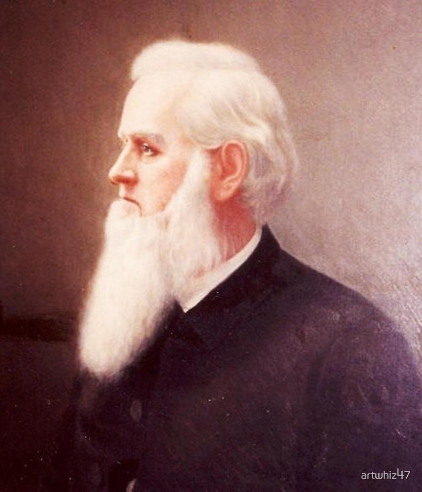 Dr. Pliny Harold Hayes ~ A Portrait by artwhiz47
