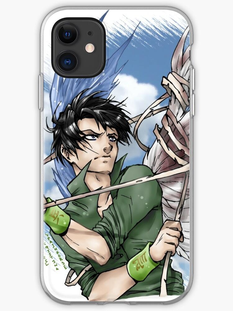 Wings of Freedom Shingeki No Kyojin Anime iphone case