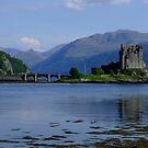 Eilean Donan Castle by David Rankin