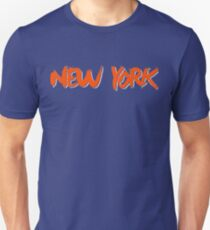 New York: Royal T-Shirt