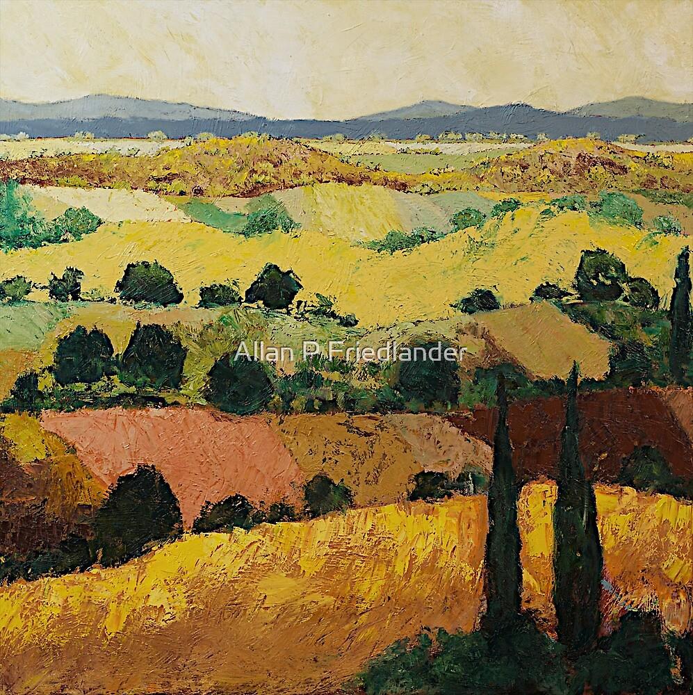 Heavely Vista by Allan P Friedlander