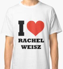 I love Rachel Weisz Classic T-Shirt
