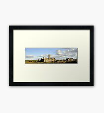 Quin Abbey, County Clare, Ireland  Framed Print