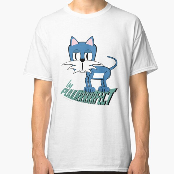 The Puururfect Cat Classic T-Shirt