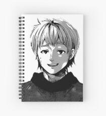 Nagachika Hideyoshi Spiral Notebook