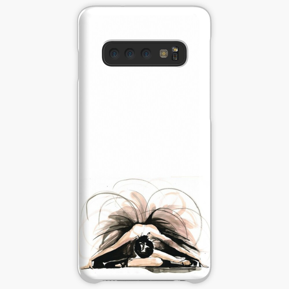 Ballet Dance Drawing Case & Skin for Samsung Galaxy