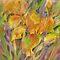 Flowering Bulbs - Paintings or Drawings by Hand