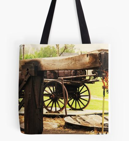 Fairbank Well (Petrolia Discovery) Tote Bag