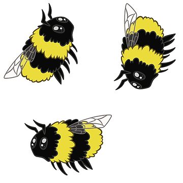 Bees! by Kashidoodles