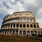 Colosseum in Colour by Samantha Higgs