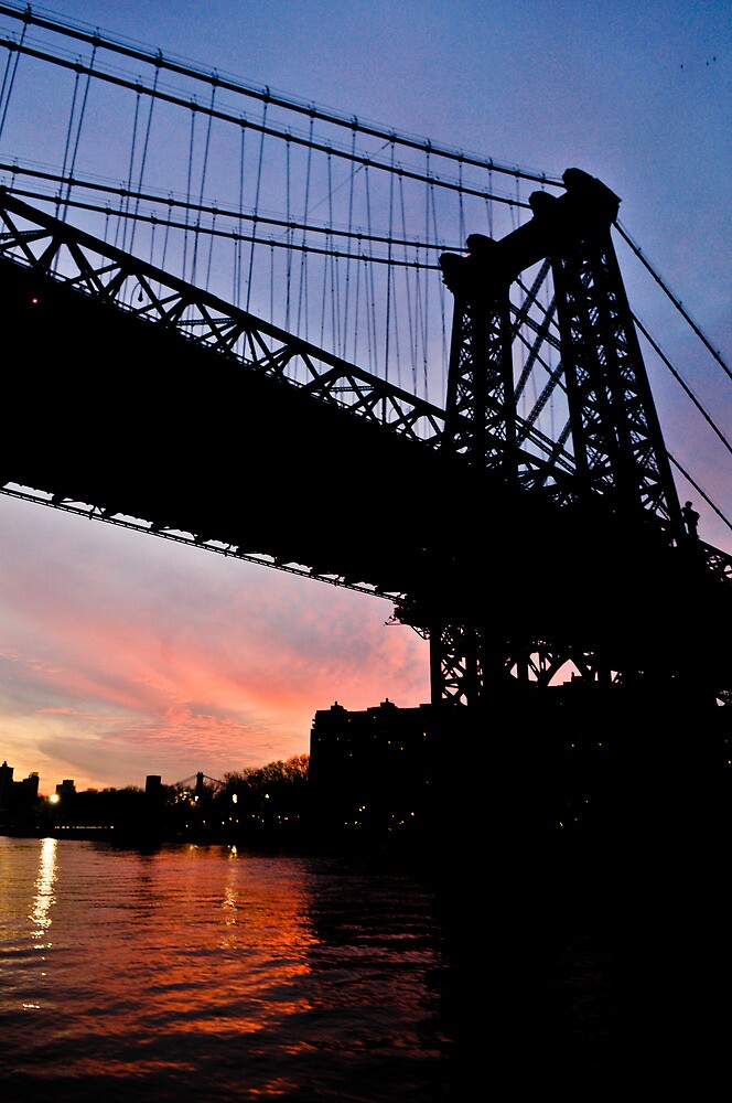 Brooklyn Bridge by petitejardim