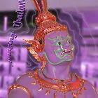 Amazingly purple Thailand by DAdeSimone