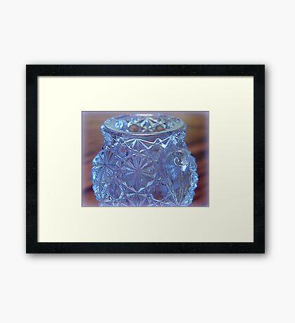 Little Vase Framed Print