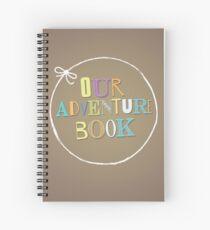 Cuaderno de espiral Libro de aventura