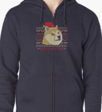 Such Christmas! Zipped Hoodie
