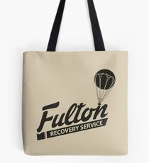 Fulton Recovery Service Tote Bag
