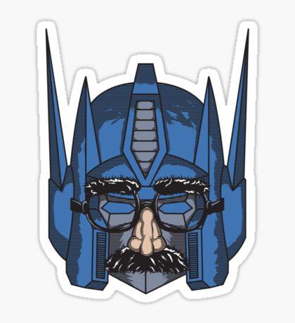 Robot in Disguise  Sticker