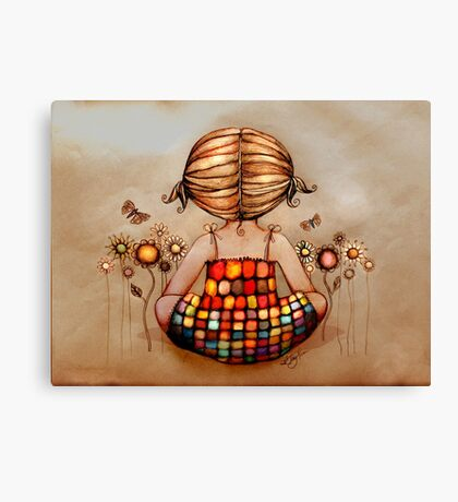 The Dream Maker Canvas Print