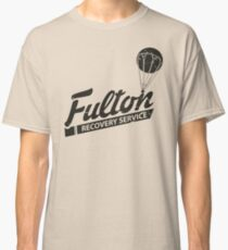 Fulton Recovery Service - Damaged Classic T-Shirt
