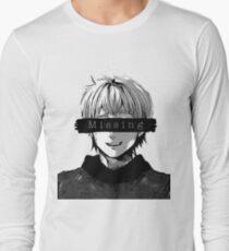 Missing - Nagachika Hideyoshi Long Sleeve T-Shirt