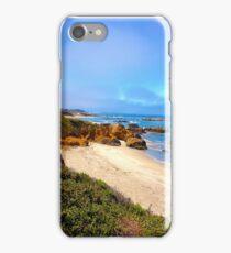 California Dreaming, Ocean beach, seascape art iPhone Case/Skin