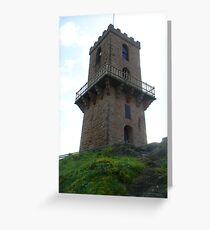Centenary Tower,  Mount Gambier, South Australia  Greeting Card