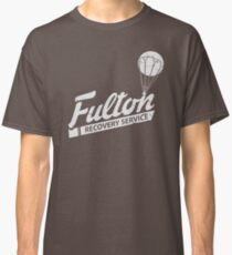 Fulton Recovery Service - White - Damaged Classic T-Shirt