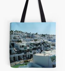 Any colour but White. Tote Bag