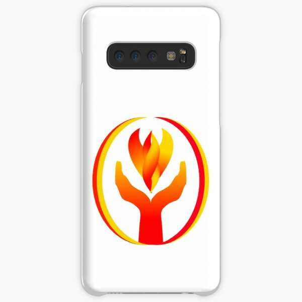Reaching out w/ love Samsung Galaxy Snap Case