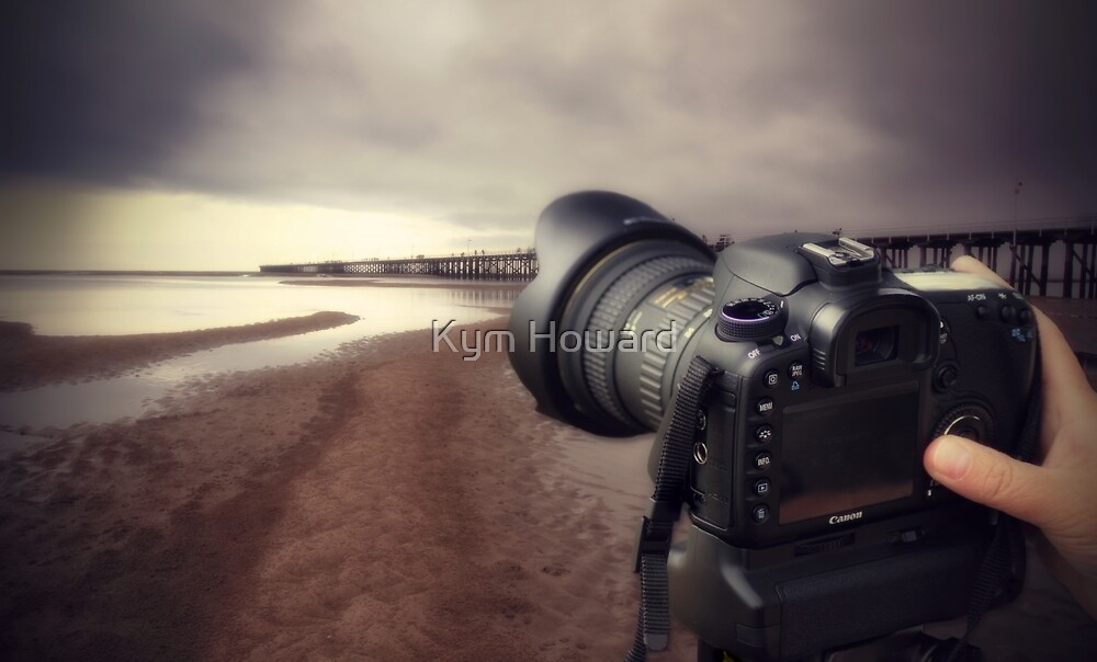 Me and My Canon by Kym Howard