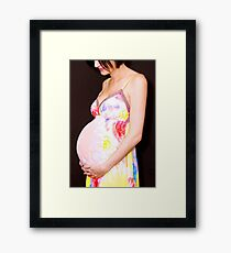 Nearly Time - 6 days to go Framed Print