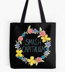 Smash Kapitalismus - Variante 3 Tote Bag