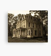 Beautifully Creepy Canvas Print